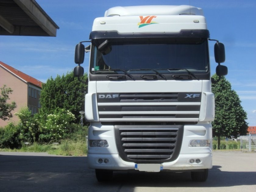 седельный тягач Iveco Stralis AS440S45 / manual / 2 Tanks