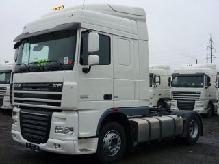 DAF XF 105.460 FT Space Cab
