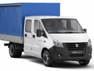ГАЗ Газель Next 2.7i EvoTech (107 hp)