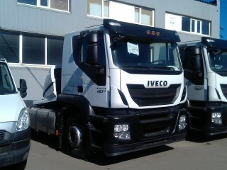Iveco Stralis AT440S42T/PRR