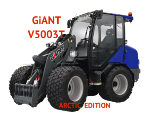 GiANT V5003T Arctic Edition
