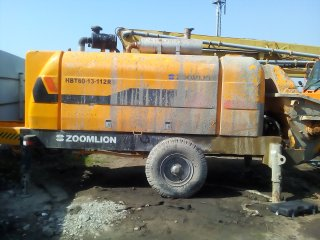 Zoomlion HBT 60
