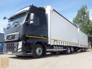 Volvo FH 13.460 120м3