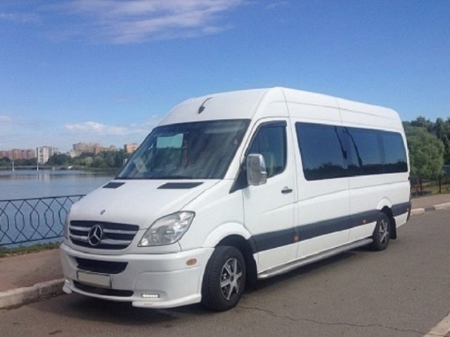 прочие автобусы Mercedes-Benz Sprinter 313 CDI