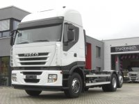 контейнеровоз Iveco AS260S45Y/ Automatik / EEV / Retarder / 450 PS