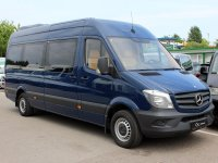 цельнометаллический фургон Mercedes-Benz Sprinter, Sprinter 3т Bus 313 CDI