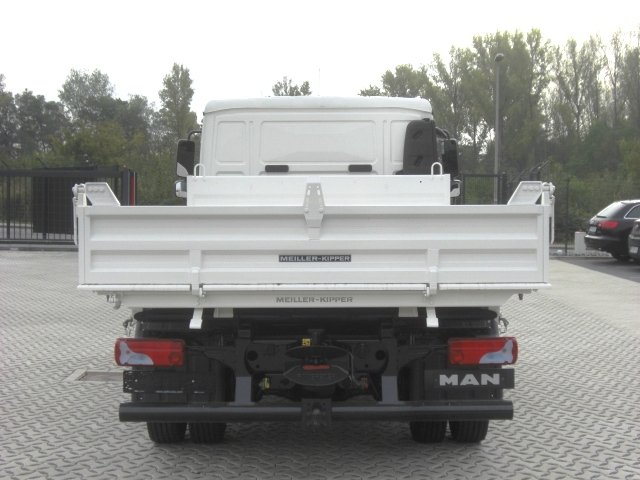 самосвал MAN TGL 8.180 / Meiller-Kipper/ 3 Sitzer/Manual