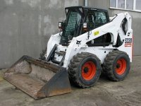 мини-экскаваторы Bobcat S330 Turbo