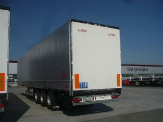 Fliegl SDS 350 TIR борт-тент