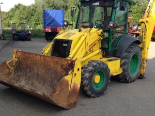 Case 580SR-4PT backhoe