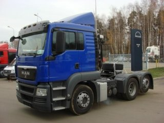 MAN TGS 28.400 6X2-2 BLS-WW