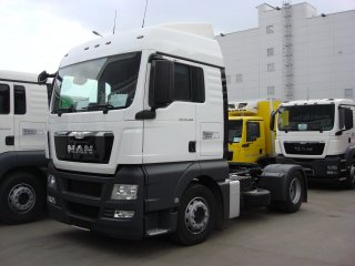 MAN TGX 18.400 4x2 BLS-WW