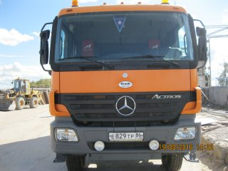 Mercedes-Benz actros 3336 AS