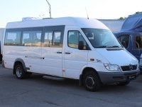 цельнометаллический фургон Mercedes-Benz Sprinter, Sprinter 4т Bus 411 CDI