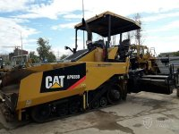 асфальтоукладчик Caterpillar AP655D