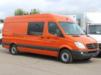 цельнометаллический фургон Mercedes-Benz Sprinter, Sprinter 3т Фургон 313 CDI