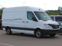 цельнометаллический фургон Mercedes-Benz Sprinter, Sprinter 2т Фургон 209 CDI
