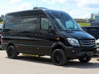 цельнометаллический фургон Mercedes-Benz Sprinter, Sprinter 3т Фургон 319 CDI 4WD