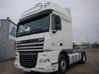 шасси DAF  XF 460 SSC Manual Retarder
