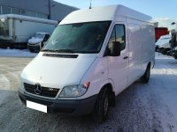 цельнометаллический фургон Mercedes-Benz sprinter