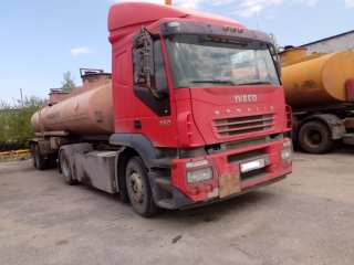 Iveco stralis AT440S35T\P