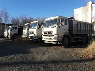 DongFeng DFH3330A80