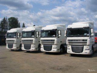 DAF  FT XF105 Space Cab