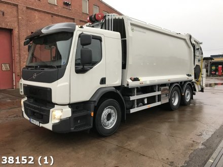 Other trucks over 7.5 t Volvo FE 320 Geesink Norba