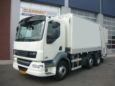 Other trucks over 7.5 t DAF FAG 55 LF 220 Euro 5