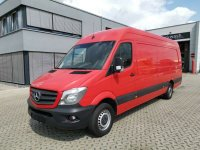 цельнометаллический фургон Mercedes-Benz Sprinter 316 CDi