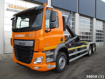 Andere LKW DAF FAS CF 410