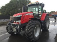 трактор New-Holland Massey Ferguson 7718