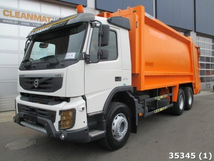 Other trucks over 7.5 t Volvo FMX 370 6x4 EURO 3 NEW AND UNUSED!