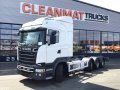 Scania R 580 V8 ADR Chassis cabine