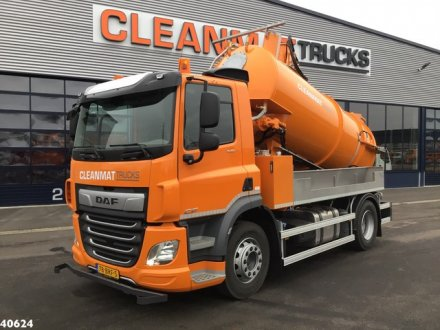 Other trucks over 7.5 t DAF FA CF 340 DHM