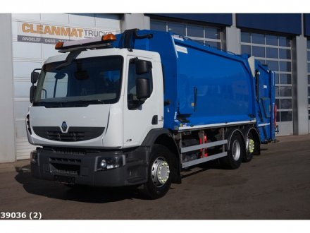 Other trucks over 7.5 t Renault Premium 380 DXI Norba MF 300