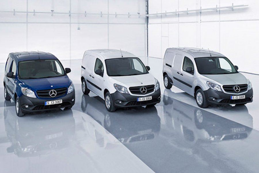 Новая информация о Mercedes-Benz Citan
