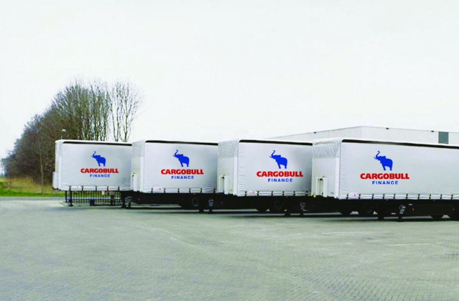 Первый Cargobull Trailer Center в Санкт-Петербурге