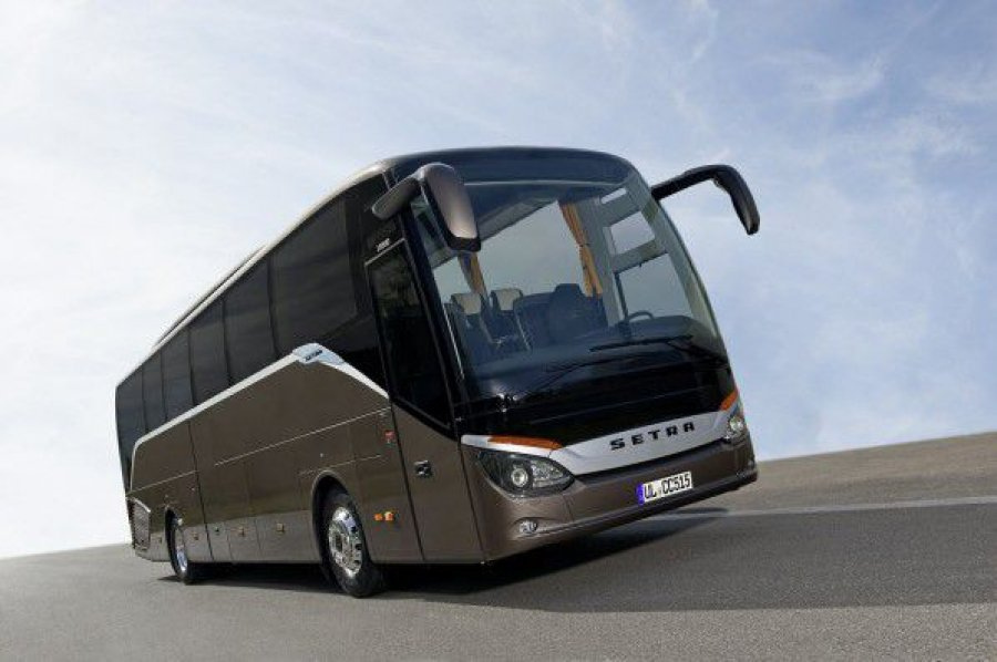 Новые автобусы СomfortClass 500 от Setra