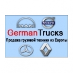"Лого ""GermanTrucks"""